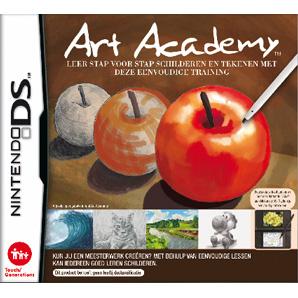 Art Academy cover