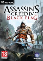 Assassin's Creed 4: Black Flag cover