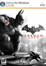 Batman: Arkham City cover