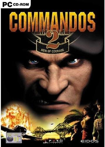 Commandos 2: Men of Courage voor de PC is verschenen op 28 september