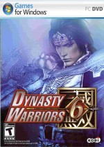 Dynasty Warriors 6 cover