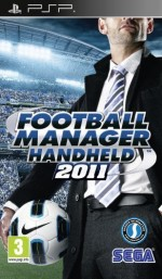 Football Handheld Manager 2011 cover