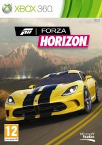 Forza Horizon cover