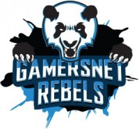 Logo van GamersNET Rebels