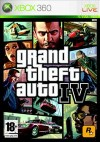Grand Theft Auto IV packshot