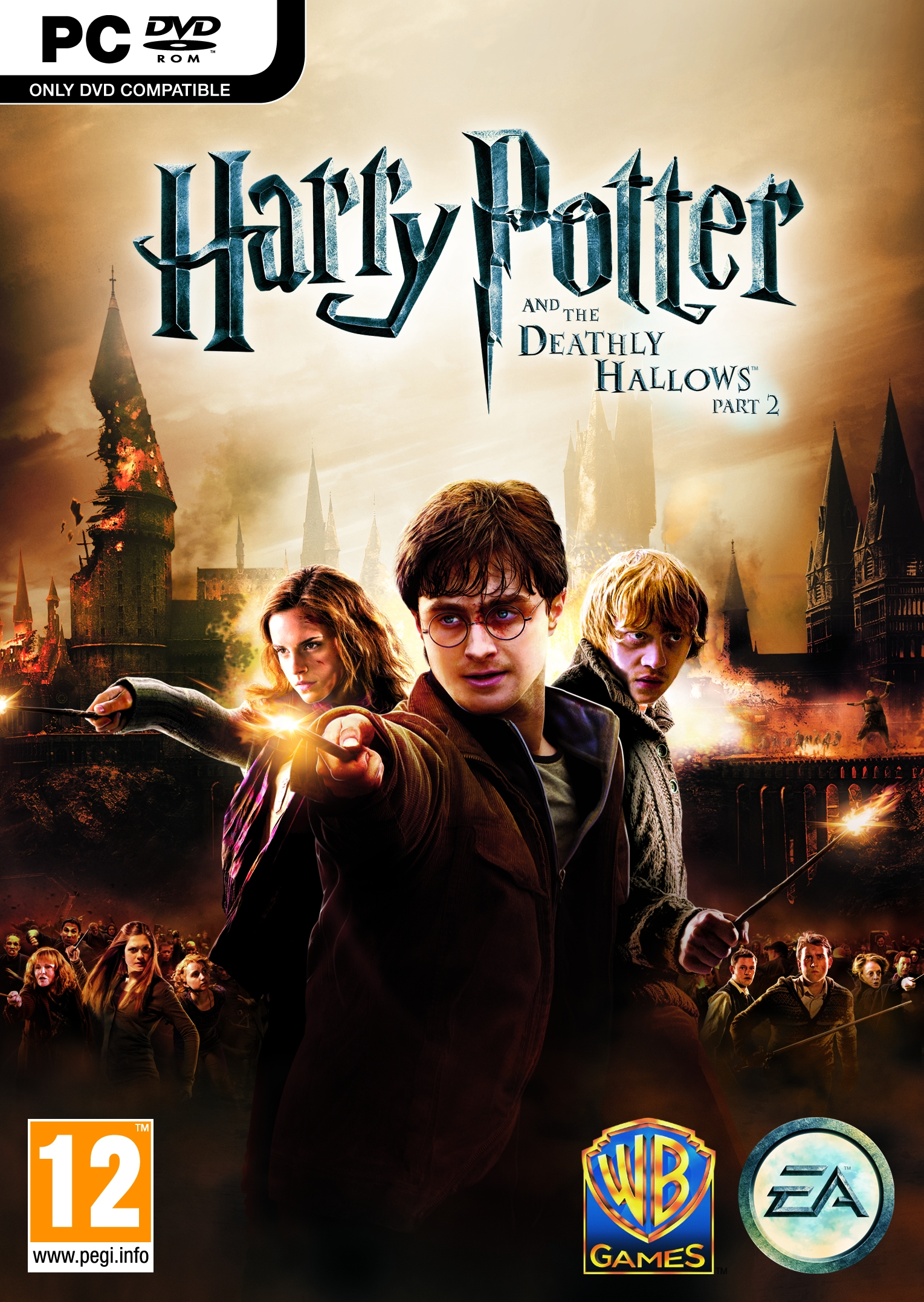Harry Potter and the Deathly Hallows - Part 2 (PC) 2011