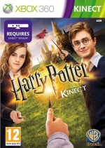 Harry Potter for Kinect cover