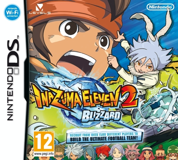 Inazuma Eleven 2 Firestorm   Blizzard Voor De Nintendo DS Is