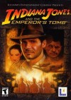 Indiana Jones and the Emperor's Tomb packshot