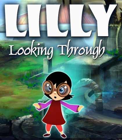 Lilly Looking Through cover