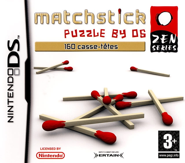 Matchstick Puzzles cover