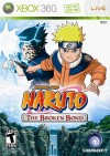 Naruto : The Broken Bond packshot