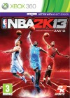 NBA 2K13 packshot