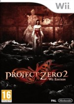 Project Zero II: Wii Edition cover