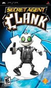 Secret Agent Clank packshot