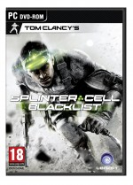 Splinter Cell: Blacklist cover