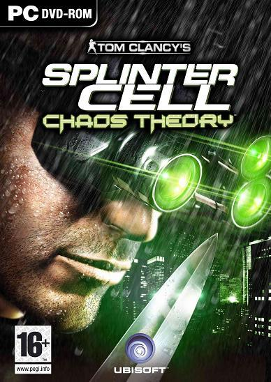Splinter Cell 3: Chaos Theory  Direct Link