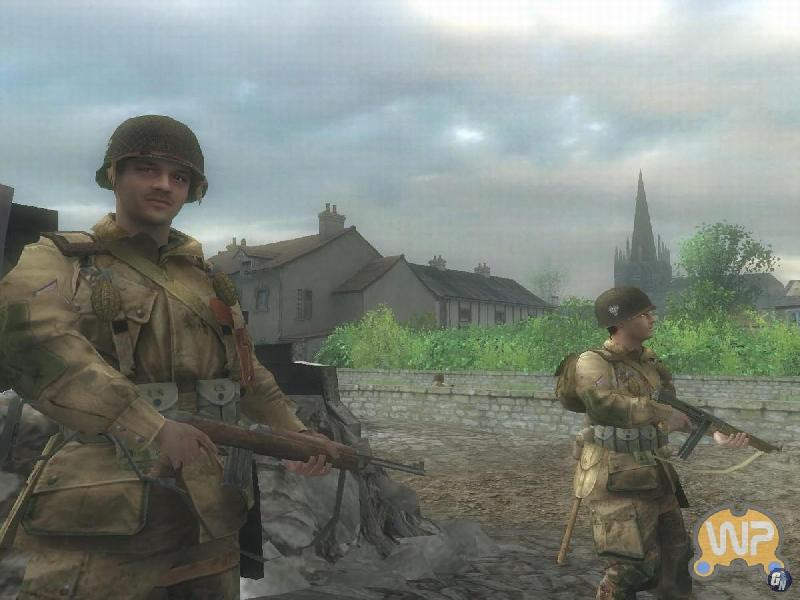 Brothers in Arms: Earned in Blood - PC Game Trainer Cheat