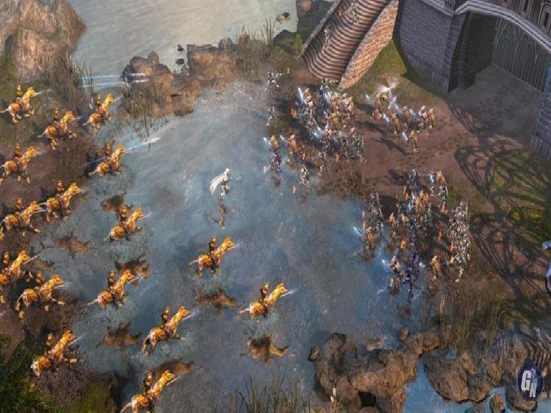 Игру Властелин Колец Битва За Средиземие