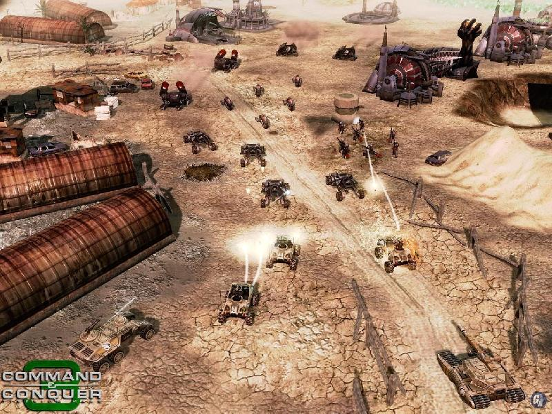 Скриншот к игре Command & Conquer 3: Tiberium Wars Коллекционное издани