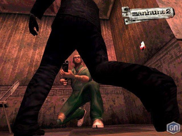 Игра manhunt 2 - обзор игры прохождение патч коды читы pc.