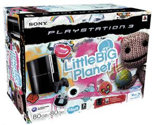 Bundel met PlayStation 3 en LittleBigPlanet in aantocht Littlebigplanetpack