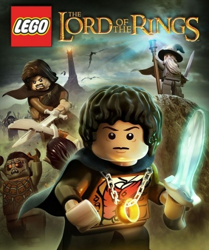 LEGO Lord of the Rings (2012) 1080p [Трейлер]