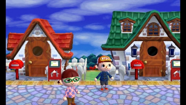 Animal crossing new leaf gamersnet for Modern house acnl