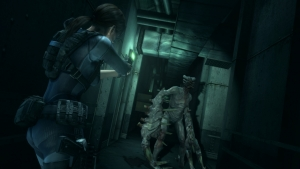 Resident Evil: Revelations screenshot 2
