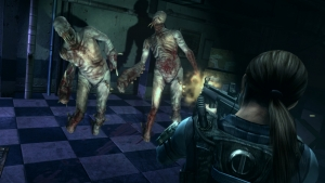 Resident Evil: Revelations screenshot 3