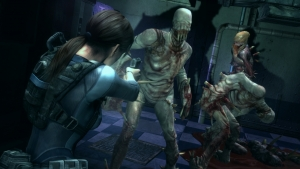 Resident Evil: Revelations screenshot 9