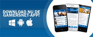 Download GamersNET nu op je iPhone