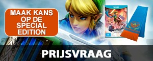 Prijsvraag: Win de Hyrule Warriors Limited Edition