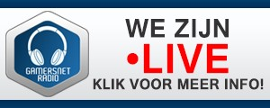 GamersNET Radio: We zijn nu live!