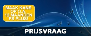 Prijsvraag: Win 365 dagen PlayStation Plus of PSN-tegoed!