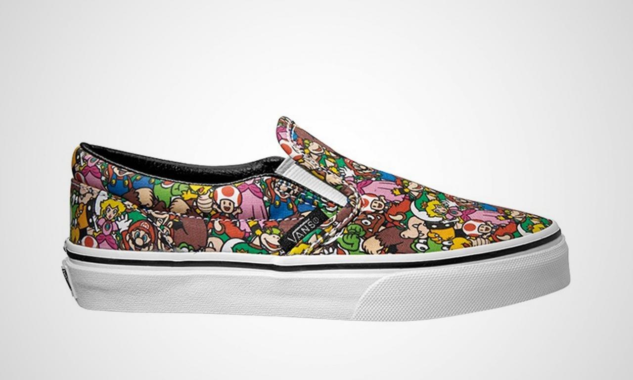 nieuwe collectie vans schoenen