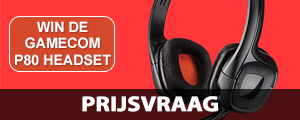 Win de Plantronics GameCom P80 headset! | Prijsvraag
