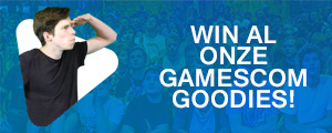 Win al onze Gamescom 2016 goodies! | Goodie give-away