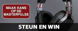 Steun GamersNET en maak kans op de Cooler Master MasterPulse headset! | Give-away