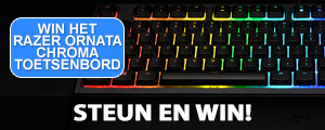 Win een Razer Ornata Chroma toetsenbord! | Abonnee give-away