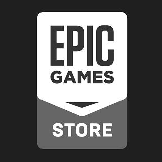 Afbeeldingsresultaat voor epic games store logo png